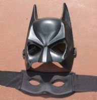 Batman and Robin Masks